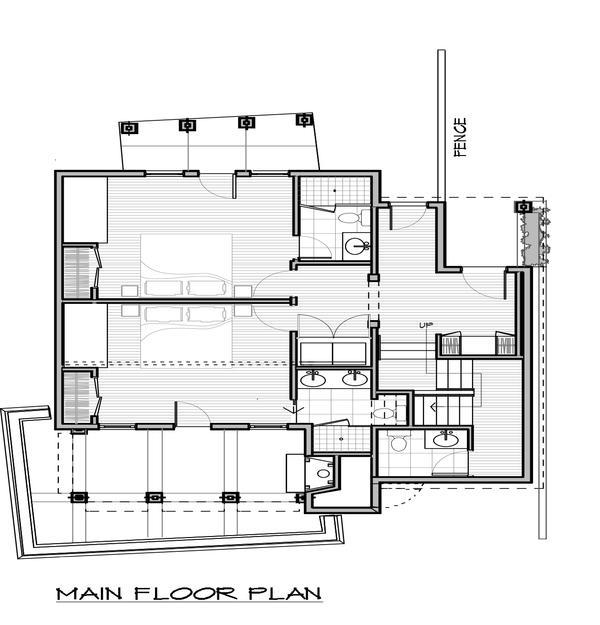 Divertida casa de tres pisos tres dormitorios y 271 for Piso 8 metros cuadrados