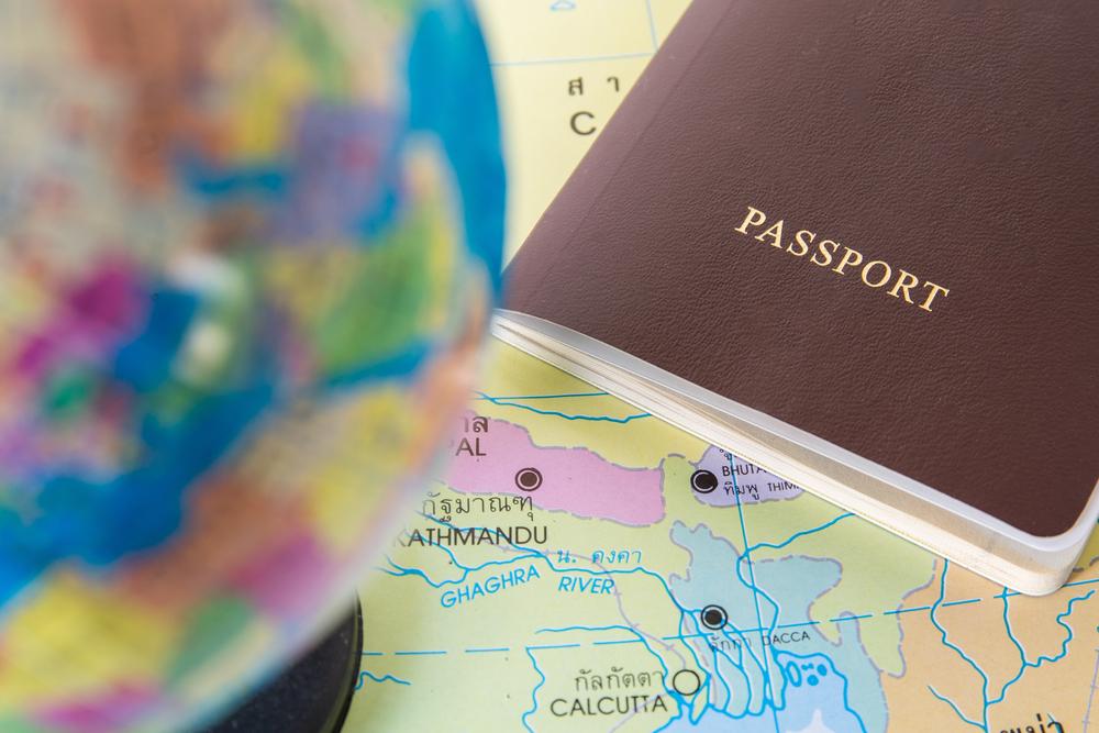 Como organizar a Primeira Viagem Internacional
