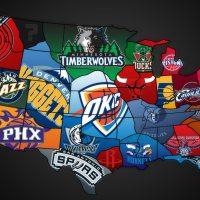 NBA States of America