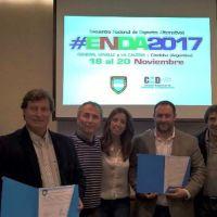 Firma de convenios con 22 municipios cordobeses: gran paso alternativo