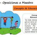 Concepto de Educación Física