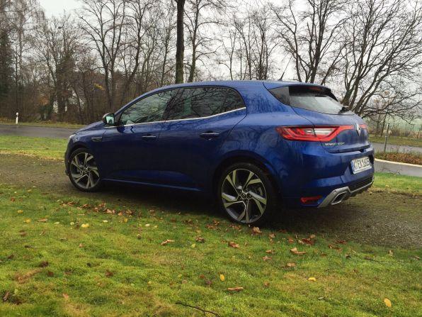 Renault Megané Felge
