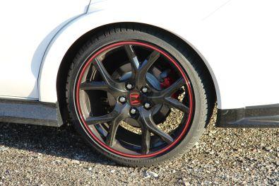 Honda Civic Type R 2015 Leichtmetallräder