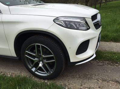 Mercedes GLE Coupé LED-Scheinwerfer