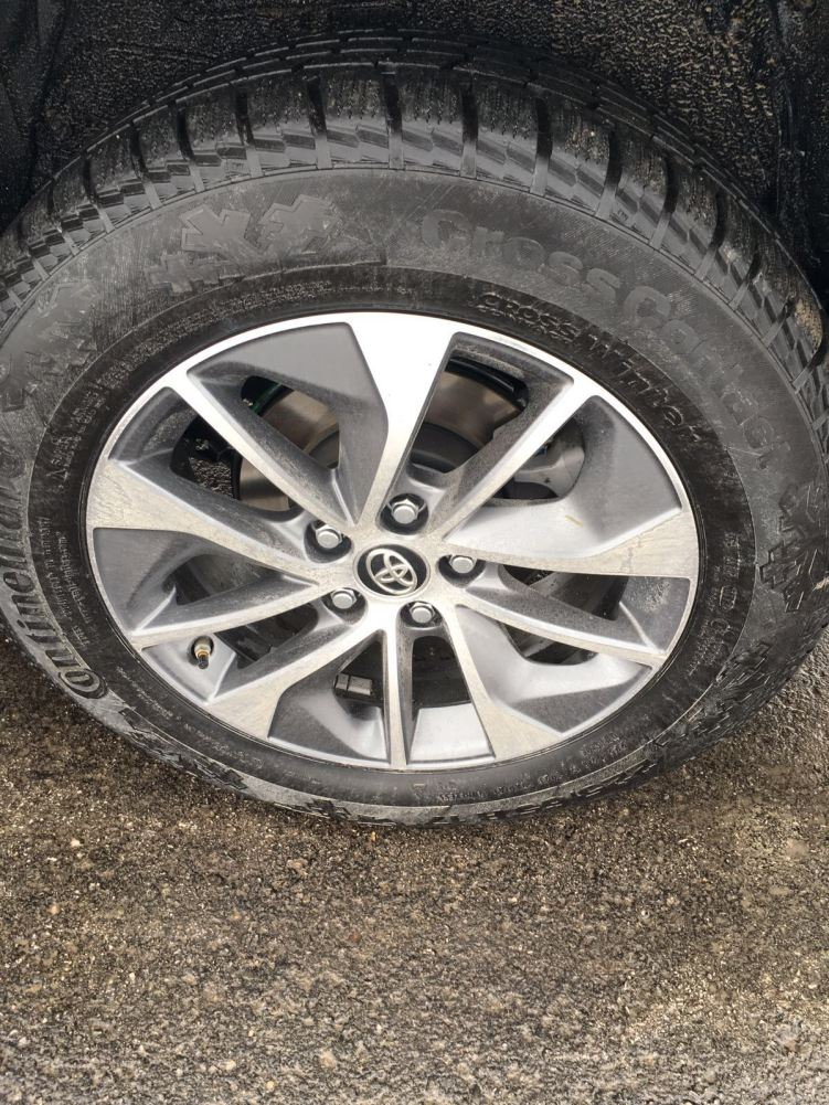 Toyota RAV4 Felge