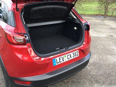 Mazda CX-3 Kofferraum