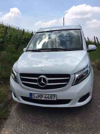 Mercedes Benz V-Klasse Marco Polo Front