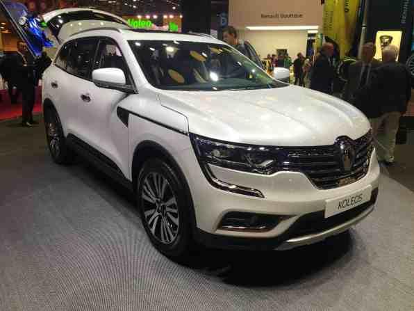 Renault -neuer Koleos