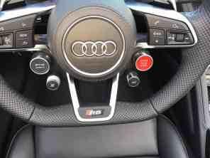 Audi R8 Spyder Lenkrad