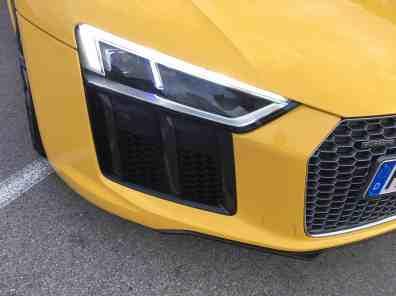 Audi R8 Spyder LED-Leucten