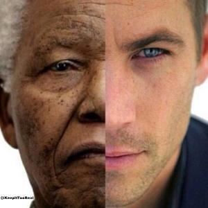 #RIP Nelson Mandela, #RIP Paul Walker