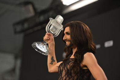 Auch bei Vegetariern äusserst beliebt: Conchita Wurst.