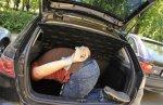 Lärmemissionen in der Uber-Limousine? Fehlanzeige. Selbst der Kofferaum ist schalldicht.