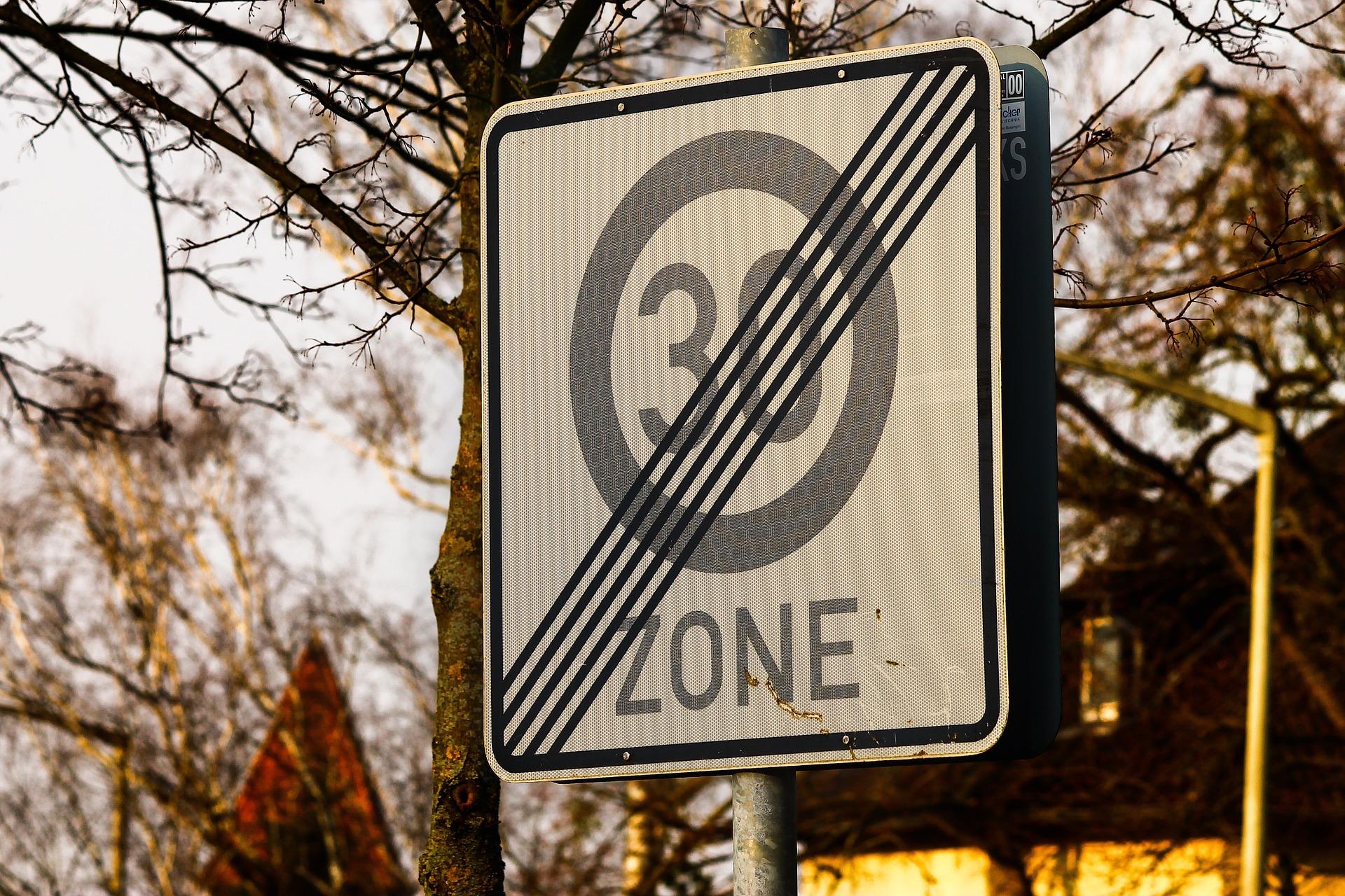 Ab diesem Schild gilt: Joint aus!