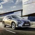 Lexus RX vierte auflage