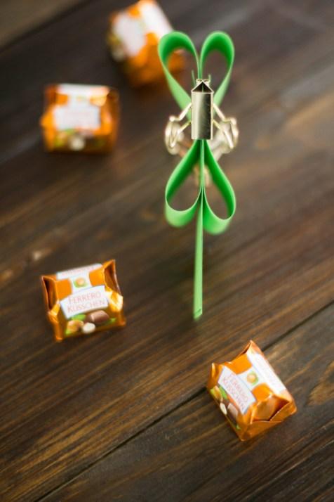 Kleeblatt DIY Küsschen St Patricks Day-4