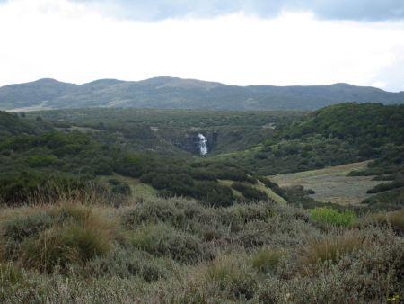 The Aberdare Mountain Range