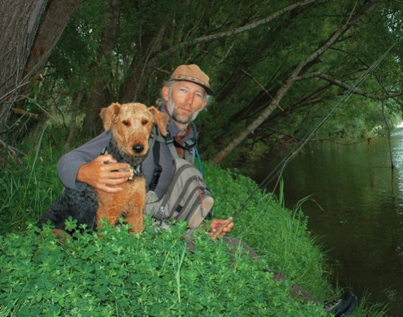photo by Lizelle Jacobs. The Complete Fly Fisherman, South Africa