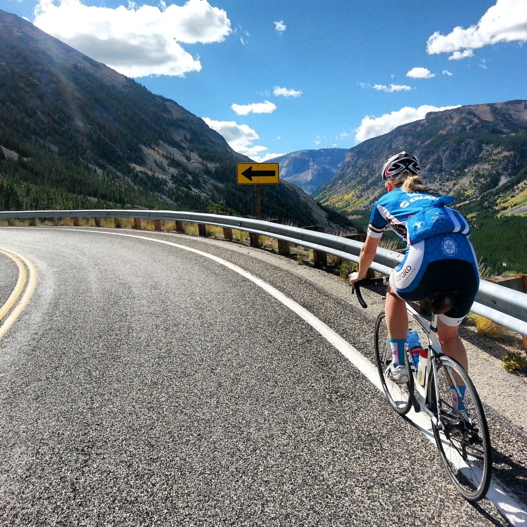 Cycling Hill Climb Showdown: Beartooth Pass or Mt. Evans?