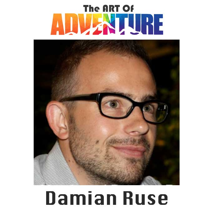 AOA 011: From Podcasting to Coaching With Damian Ruse