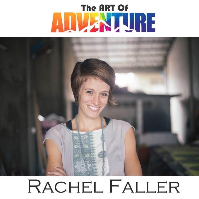 AOA 024 | Rachel Faller | Environmentally and Socially Responsible Fashion