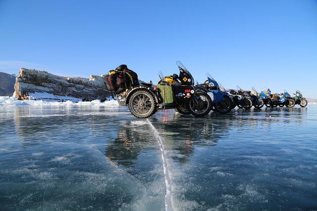 Lake Baikal Circumnavigate