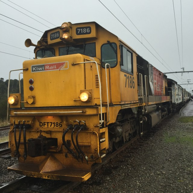 KiwiRail Norther Explorer Art of Adventure