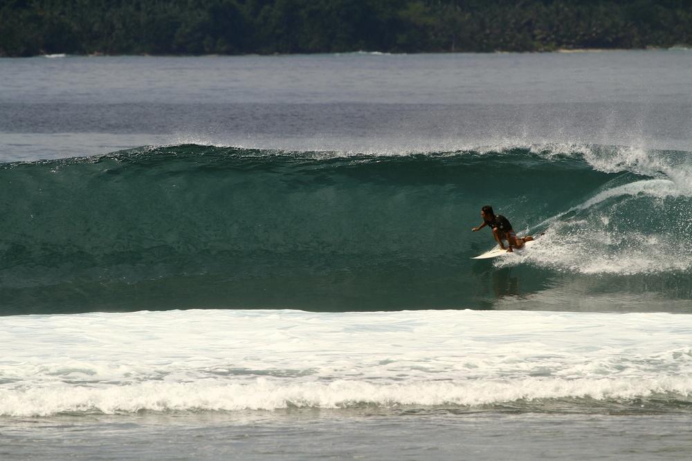 Jiro Taylor Surfing Art of Adventure