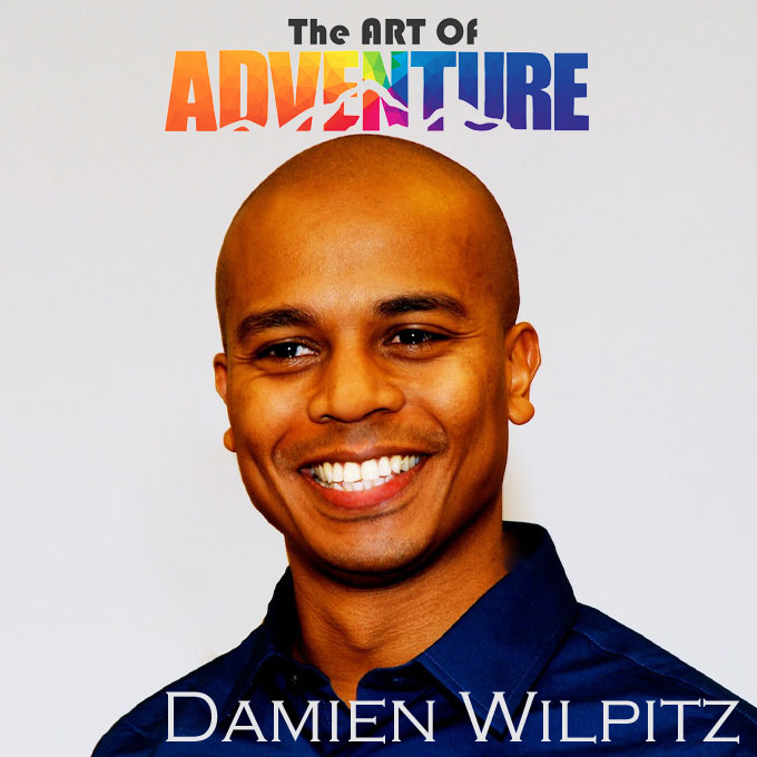 Damien Wilpitz Art of Adventure 019