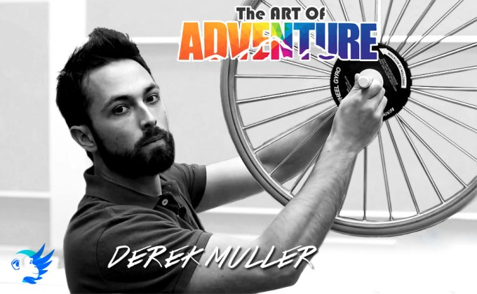 Derek Muller Art of Adventure