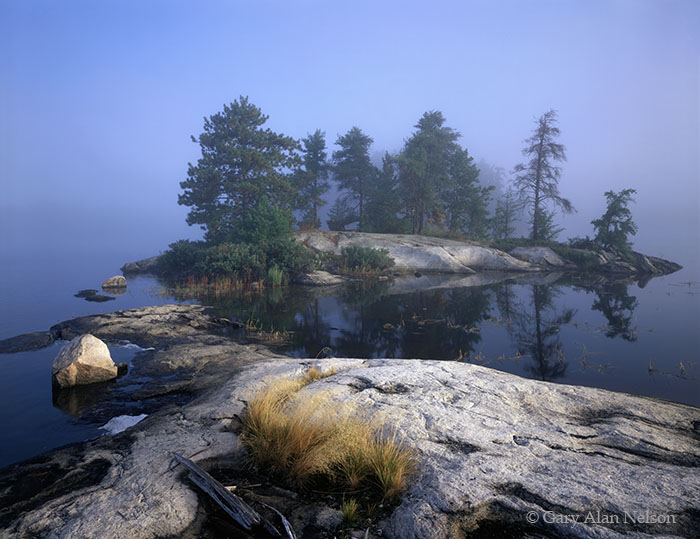 Sand Point Lake, Voyageurs National Park, Minnesota