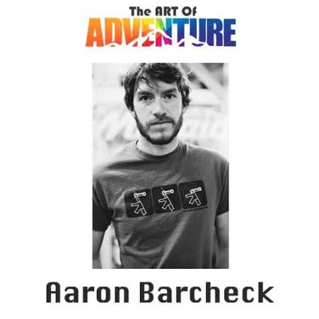 Aaron Barcheck Mosaic Cycles Art of Adventure Podcast