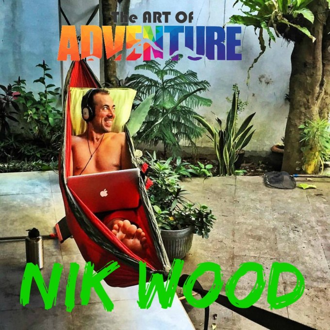 Nik Wood Art of Adventure Hammock