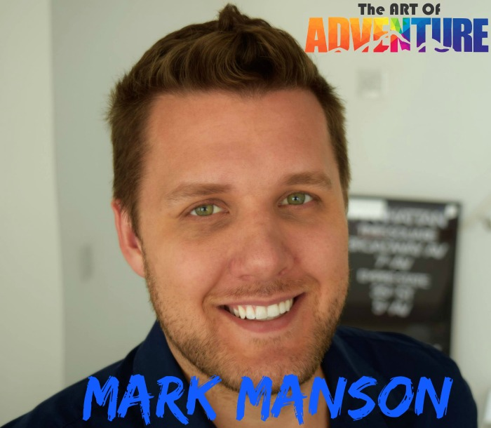 Mark Manson Art of Adventure