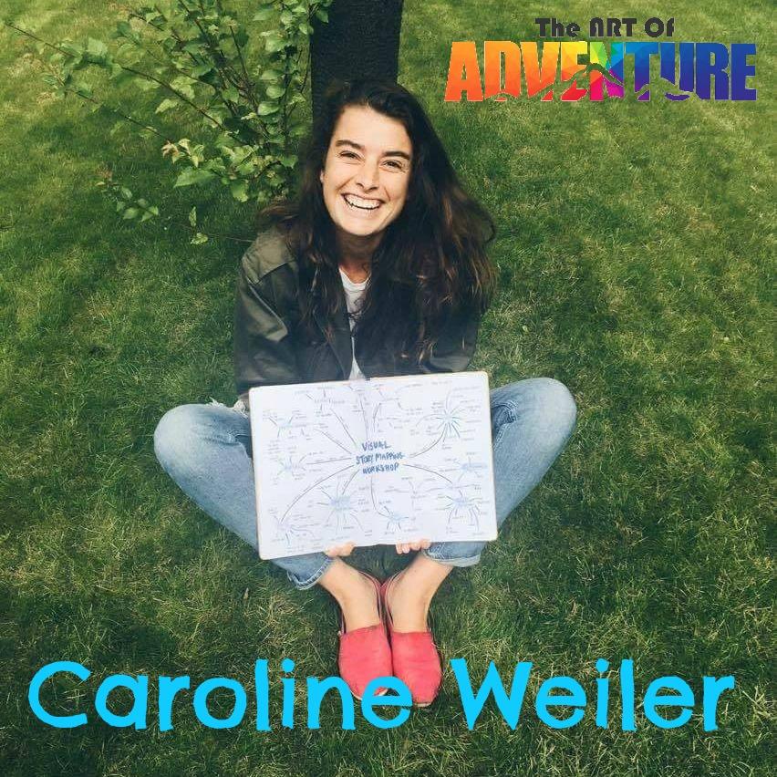 Caroline Welier Art of Adventure