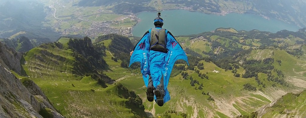 Jeff Shapiro | Wingsuit BASE Jumper, Paragider, and Climber | Chasing Your Bliss