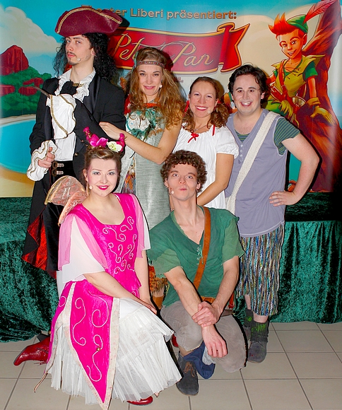 "Liberi-Musical ""Peter Pan"""