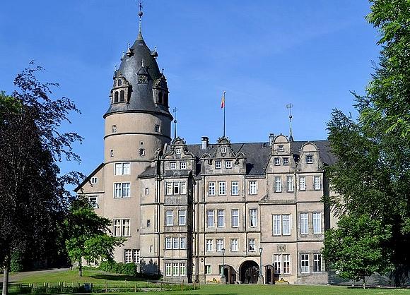 Schloss-Detmold