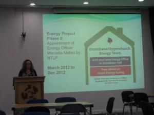 marcella maher drombane upperchurch energy team