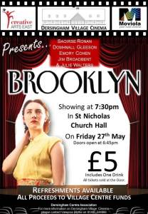 poster for film brooklyn