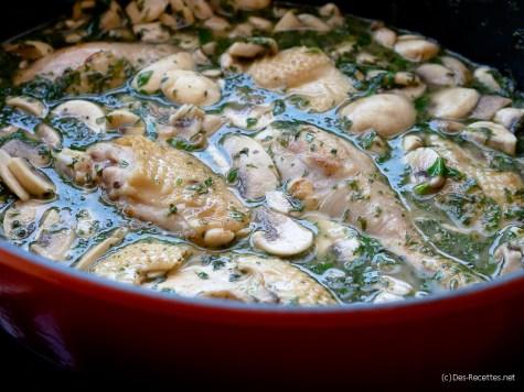 Mode de cuisson braiser