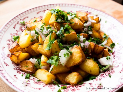 Pommes de terre à la misquette