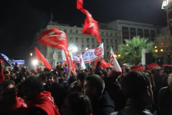Syriza vence nas eleições da Grécia