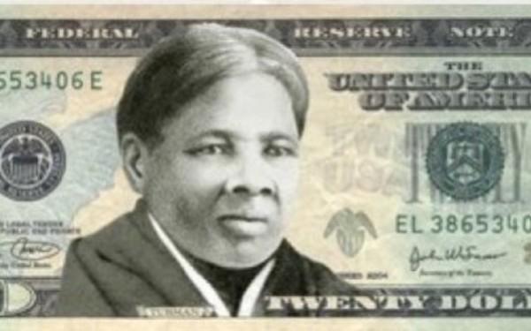 1ª mulher em uma nota de dólar é ex-escrava e bateu primeira-dama