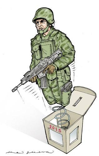 As eleições mexicanas