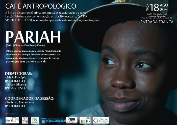 Café Antropológico celebra Dia da Visibilidade Lésbica e apresenta filme 'Pariah'