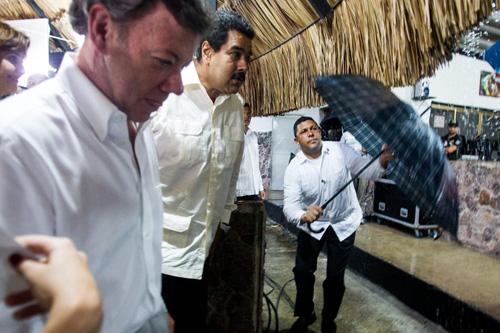Fronteira Venezuela-Colômbia, uma catástrofe