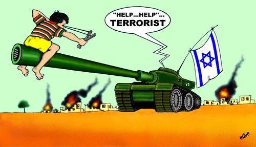 """Como falar de modo """"equilibrado"""" acerca do conflito na Palestina"""