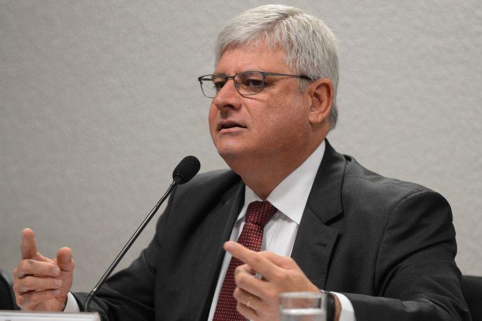 Janot pede ao STF afastamento de Cunha do mandato