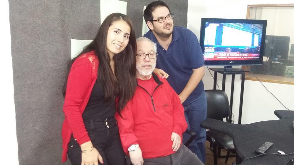 Equipe de El Candil, Rádio Nacional Mendoza